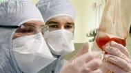 Novartis arbeitet an einer neuen Therapieform, der Chimären-Antigenrezeptor-Therapie (CART)