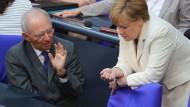 Für Merkel sieht die Rechnung nicht gut aus
