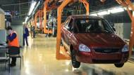 Lada-Hersteller will mehr als 8000 Stellen streichen