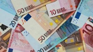 Euro-Zone hat einen Gang hochgeschaltet
