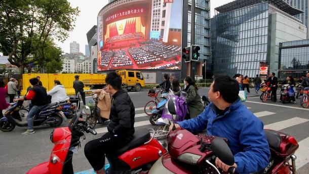 China will wieder mehr Staat