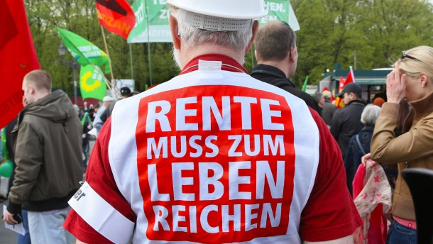 Die Schweizer Rente ist nicht genug