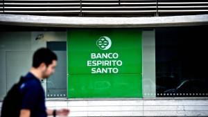 Portugals Krisenbank sagt Aktionärsversammlung ab