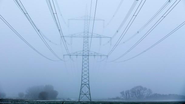 Neue Stromleitung geht in Betrieb