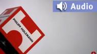 Die Holzmann-Konkurrenten melden Interesse an -eine Audio-Analyse von Heinz Stork, NOL AG, im F.A.Z. Business-Radio