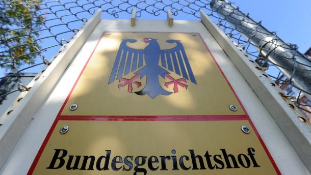 Bundesgerichtshof entscheidet über Schreiber-Urteil