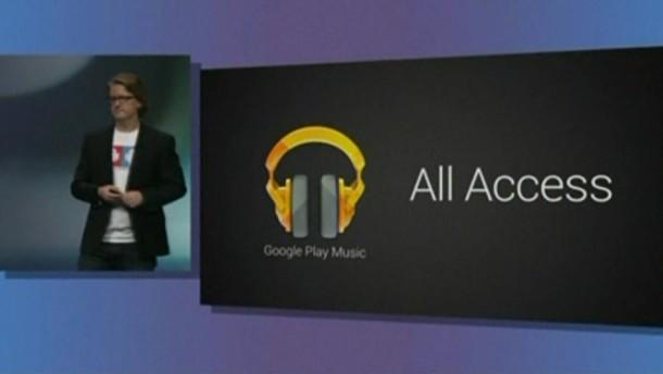 Damit will der Internetriese Apple und Spotify Konkurrenz machen.