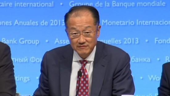 Weltbankchef warnt die Vereinigten Staaten