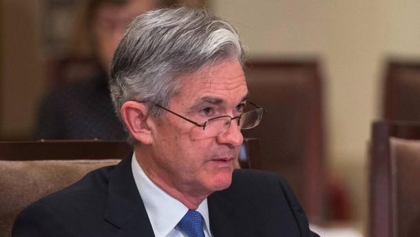 Jerome Powell wird neuer Chef der amerikanischen Notenbank