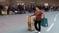 China begrenzt Visa für Hongkong-Reisen