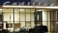 Cadillac zieht nach New York