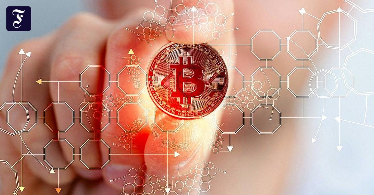 Entfesselter Bitcoin - FAZ - Frankfurter Allgemeine Zeitung