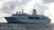 Traumschiff muss Weltreise absagen