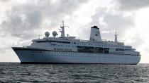 """Das Kreuzfahrtschiff """"MS Deutschland"""""""
