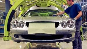 DaimlerChrysler will bei Mercedes aufstocken