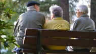 Deutsche beziehen heute rund 20 Jahre lang Rente