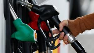 Fallende Benzinpreise in Europa