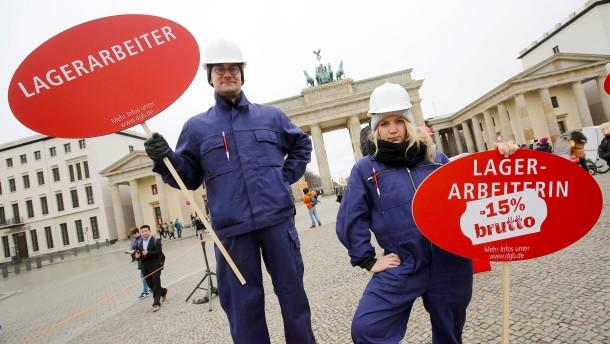 Frauen in Hessen verdienen besser als in Süddeutschland