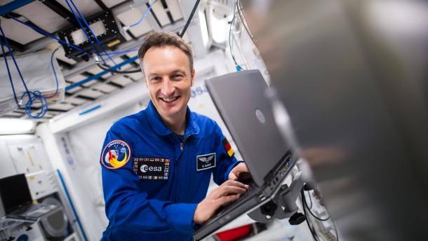 Letzte Chance für Bewerbung als Astronaut