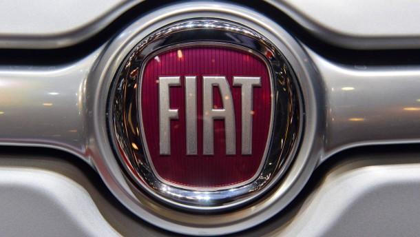 Berlin schaltet italienische Behörden wegen Fiat ein