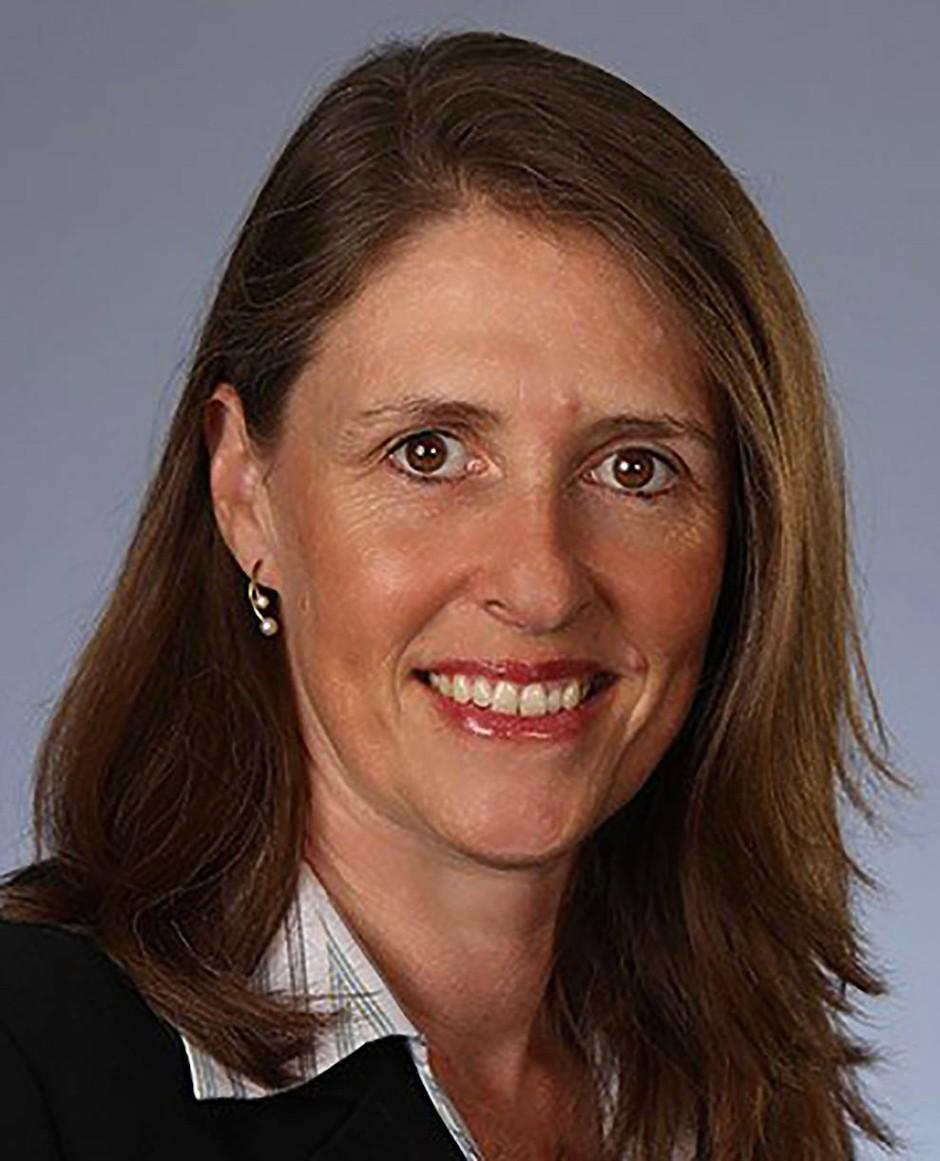 Marie Wieck, General Manager von IBM Blockchain