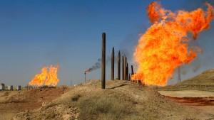 Irak plant neue Öl-Pipeline in die Türkei
