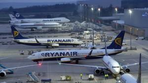 Chinesen kaufen den Flughafen Frankfurt-Hahn