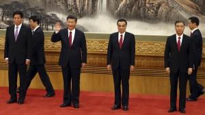 Chinas Staatskonzerne verdienen 180 Milliarden Euro
