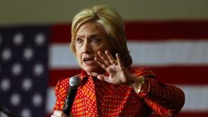 Clinton und Trump beschimpfen Pfizer