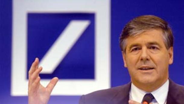 Zerbricht die Deutsche Bank?