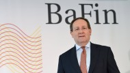 Ist Bafin-Präsident Felix Hufeld auf dem Holzweg?