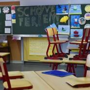 Die Schulkinder freuen sich ohnehin über die Ferien, da ist der Termin erst einmal zweitrangig.