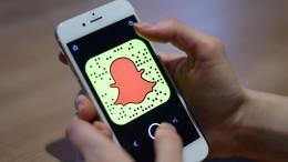 Snapchat wird wieder beliebter