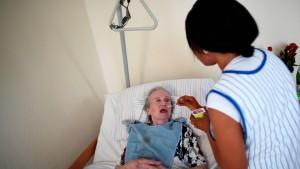Reform der Pflegeausbildung vor dem Aus