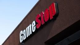 Neuer Kaufrausch bei Gamestop