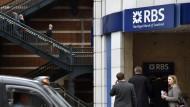 Britische Banken drohen Schottland