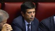 Rolex-Affäre belastet italienische Regierung