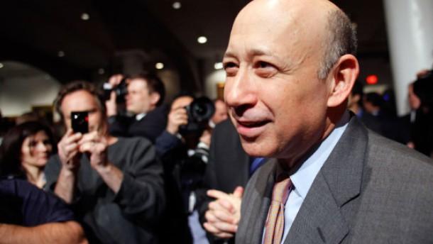 Goldman Sachs wehrt sich gegen Betrugsverdacht