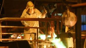 40.000 neue Jobs in der deutschen Industrie