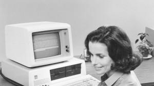 Der erste Personalcomputer