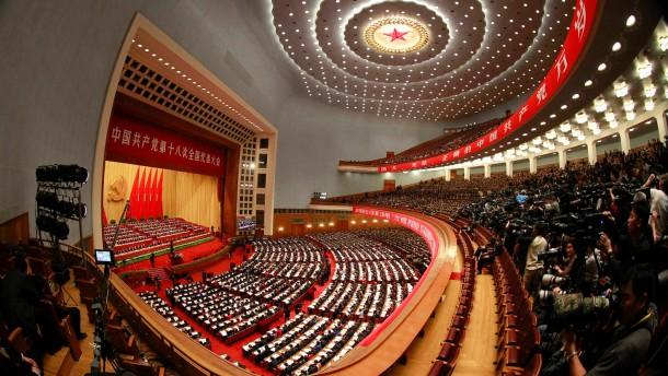 Hu Jintao gibt seinen Nachfolgern Hausaufgaben auf