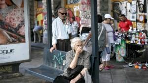 Griechenland beantragt offiziell neue IWF-Hilfen