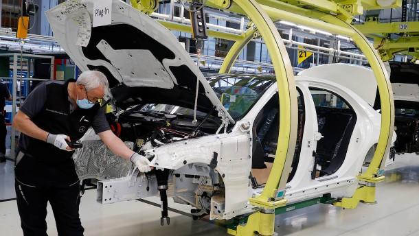 Daimler schürt Hoffnung