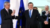 Jean-Claude Juncker ist Nachfolger von Manuel Barroso.