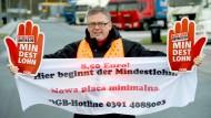 Die Arbeit ist in Deutschland viel teurer geworden