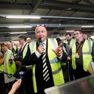 Sports-Direct-Gründer Mike Ashley besitzt auch den Verein Newcastle United, Labour-Chef Corbyn sieht seinen Reichtum kritisch.