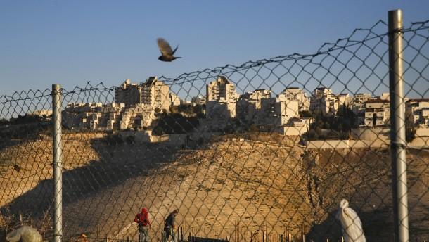Siedlungsbau wird ausgeschlossen