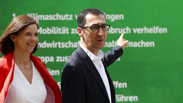 """""""Wir Grünen bekennen uns zum automobilen Standort Deutschland"""""""