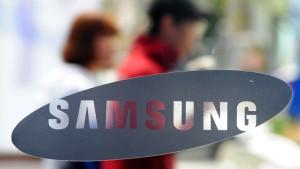 Samsung verklagt Apple in drei Ländern