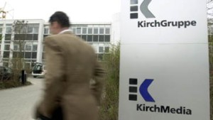 Insolvenz von Kirch immer wahrscheinlicher